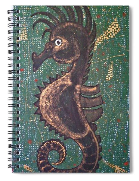 Hehorse Spiral Notebook