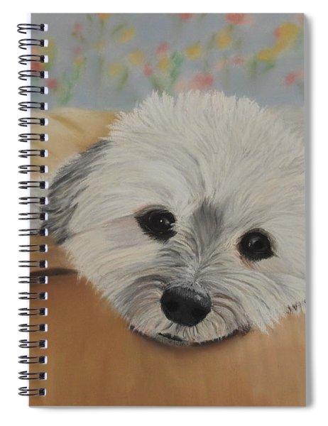 Heidi Spiral Notebook