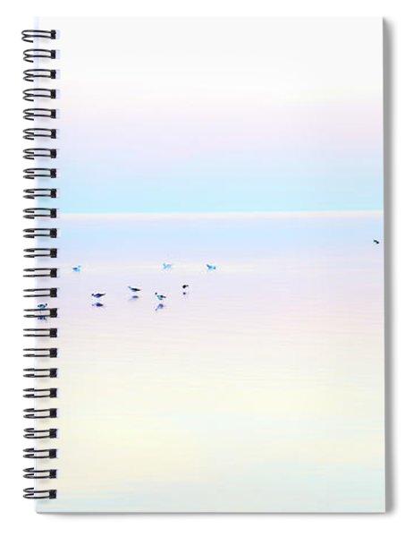 Heiwa Vii Spiral Notebook