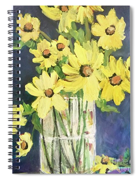 Hello Sunshine Spiral Notebook