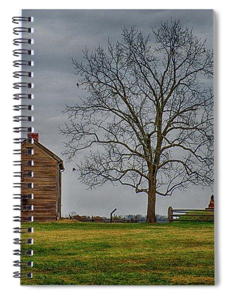 Henry House Hill Spiral Notebook