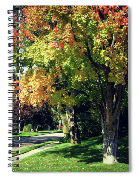 Her Beautiful Path Home Spiral Notebook