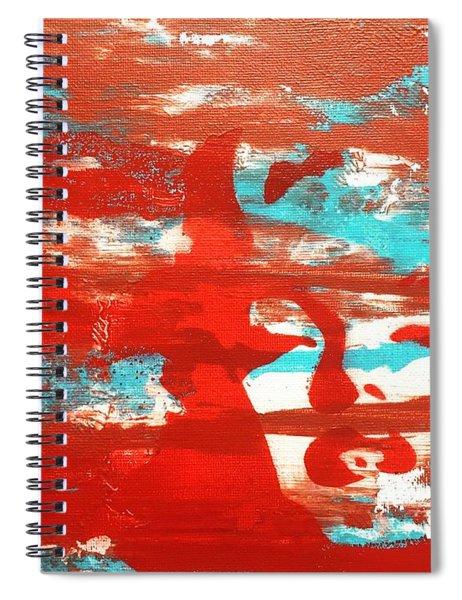 Her Glow Spiral Notebook