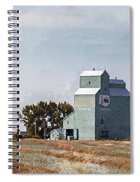Herronton Elevator Spiral Notebook