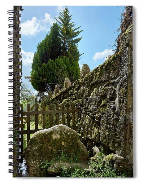 Hidden Details Of Bainte Spiral Notebook