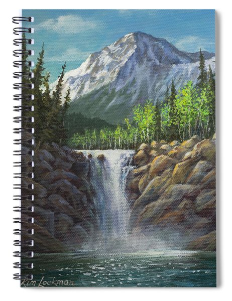 High Country Bliss Spiral Notebook