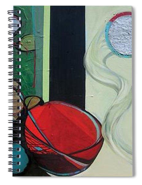 High Holy Days Spiral Notebook