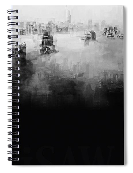 High Society Spiral Notebook