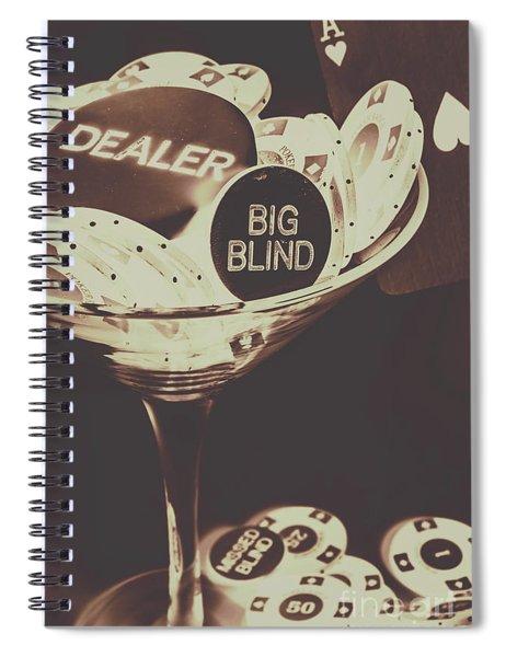 High Spirits Spiral Notebook