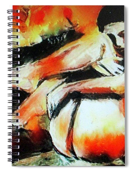 Hiraeth Spiral Notebook