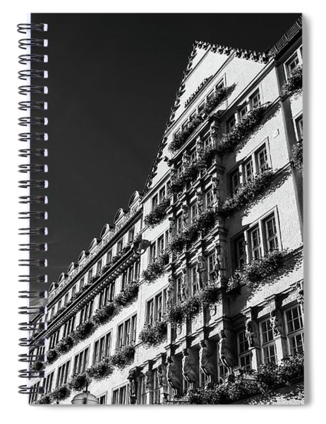 Hirmer Spiral Notebook