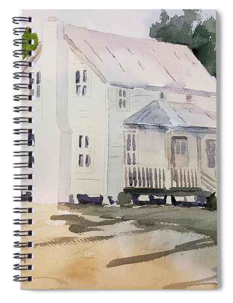 Historic Home Spiral Notebook
