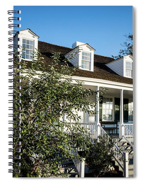 Historic Meadow Garden Augusta Ga Spiral Notebook
