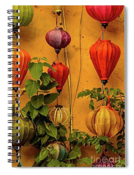 Hoian 02 Spiral Notebook