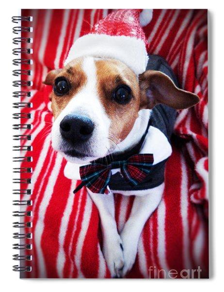 Holiday Jack Spiral Notebook