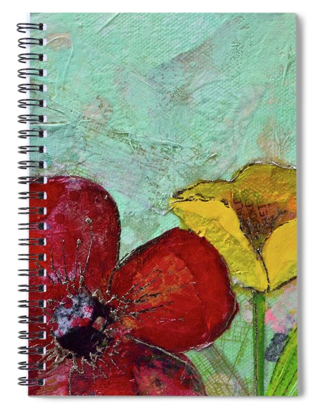 Holland Tulip Festival Vi  Spiral Notebook