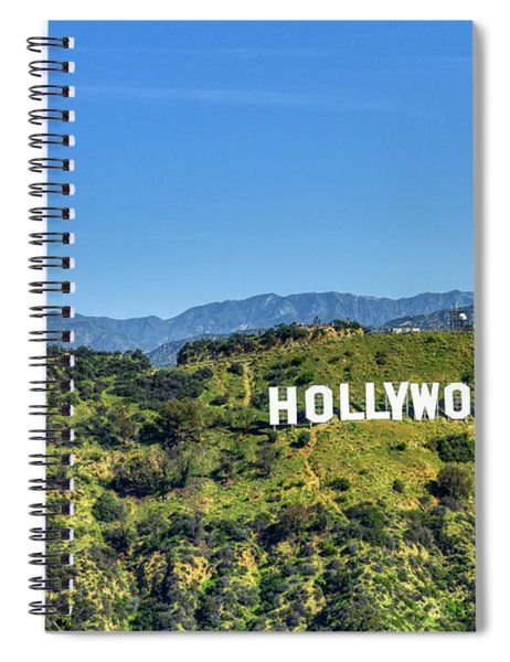 Hollywood 2 Spiral Notebook