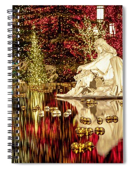 Holy Birth Spiral Notebook