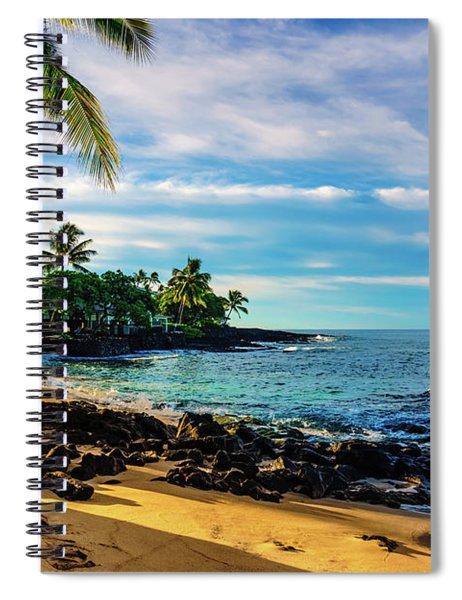 Honl Beach Spiral Notebook