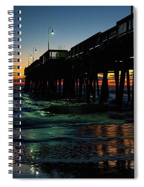 Hope In The Sunrise Spiral Notebook