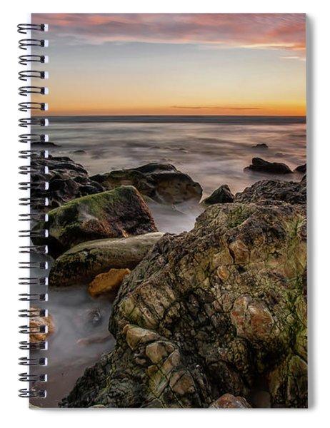 Horizon Glow Spiral Notebook