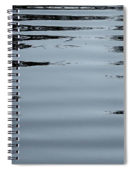 Horizontals Spiral Notebook