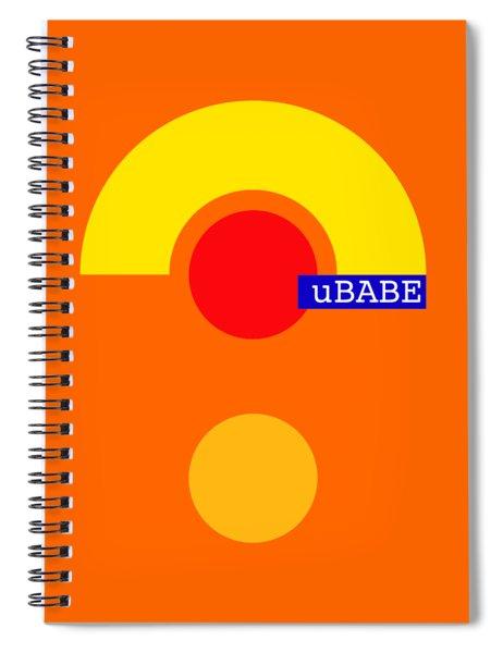 Hot Style Spiral Notebook