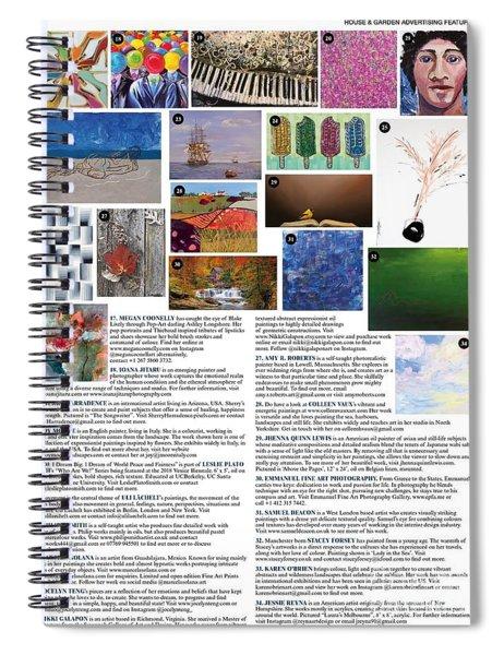 House And Garden Spiral Notebook