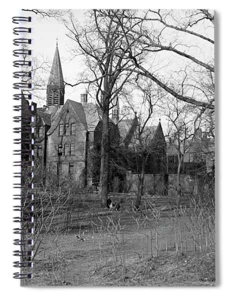 House Of Mercy  Spiral Notebook