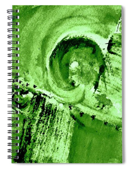 How Green Was My Valley Spiral Notebook