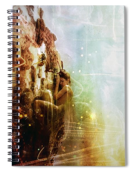 How To Disappear Completely Spiral Notebook
