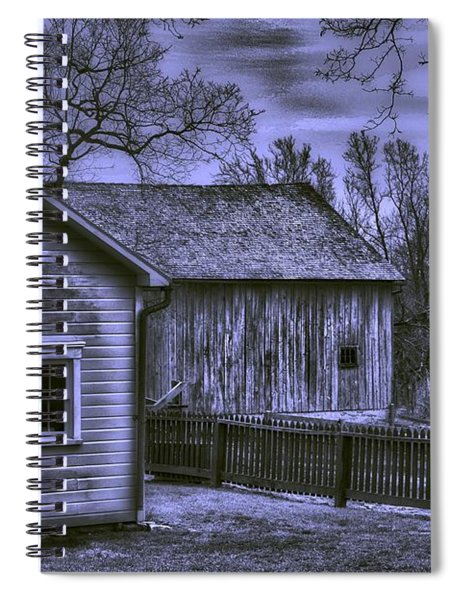 Humble Homestead Spiral Notebook