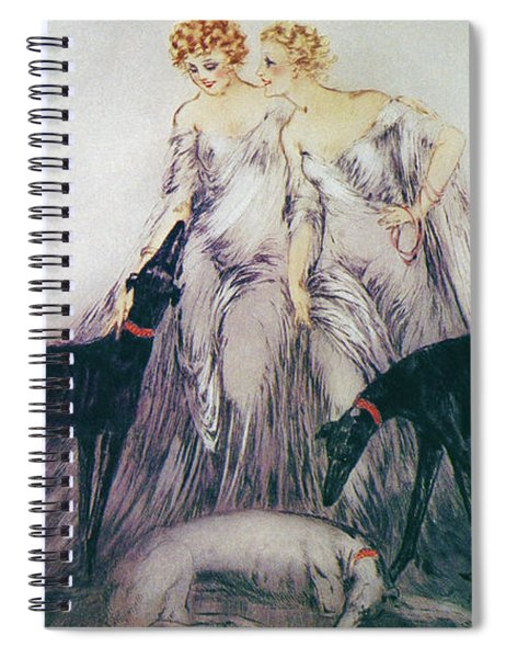 Hunting 3 - Digital Remastered Edition Spiral Notebook