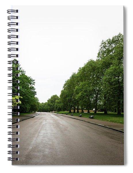 Hyde And Seek Spiral Notebook