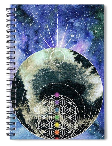 I Am Spiral Notebook
