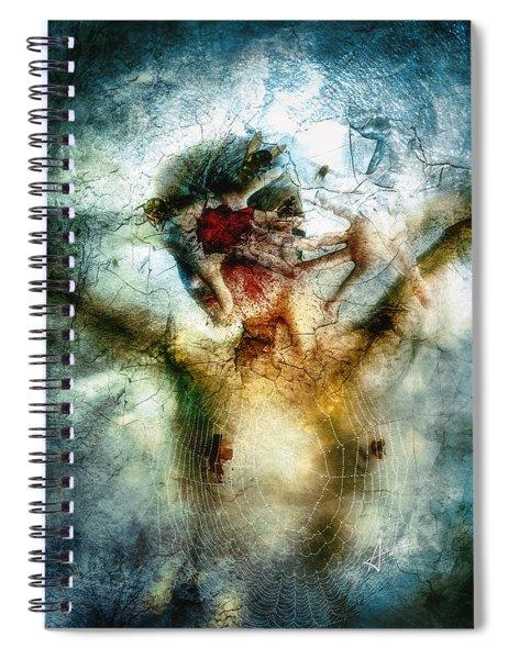 I Break Spiral Notebook