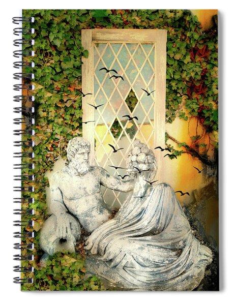 i Frutti dello spirito Spiral Notebook