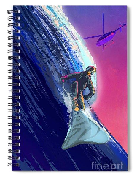 I Love Big Dumps Spiral Notebook