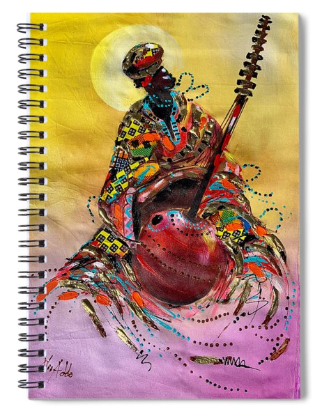 I Love Music Spiral Notebook