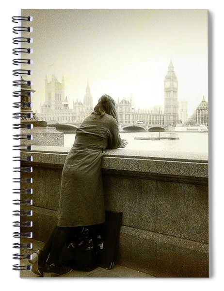 I Will Remember Spiral Notebook
