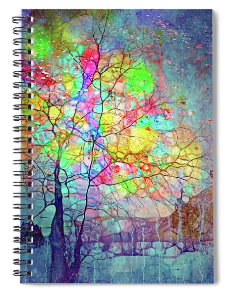 I Will Shine For You, Even In This Storm Spiral Notebook