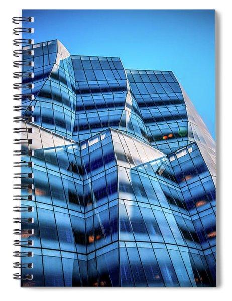 Iac Frank Gehry Building Spiral Notebook