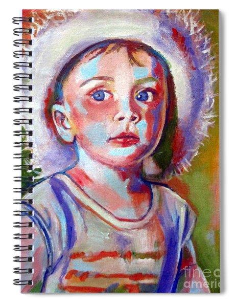 Ianusz Spiral Notebook