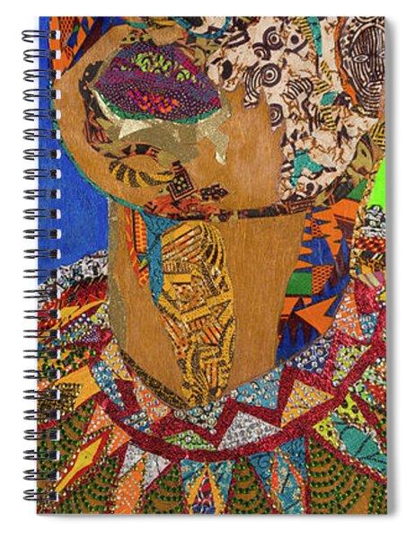 Ibukun Ami Blessed Mark Spiral Notebook