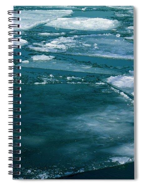 Ice 2 Spiral Notebook