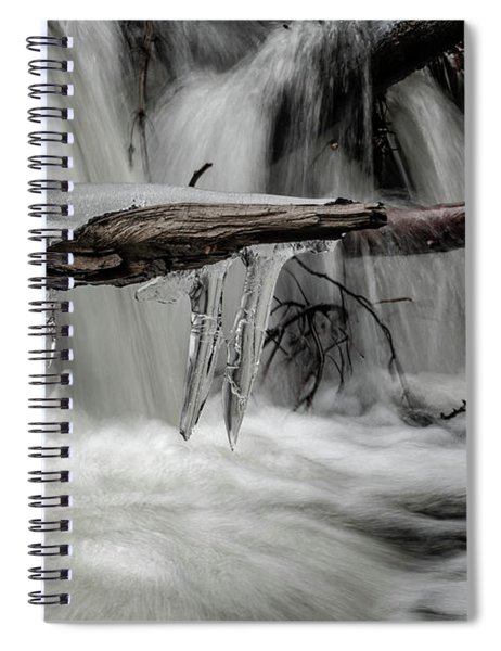 Ice Age At The Ilse Spiral Notebook