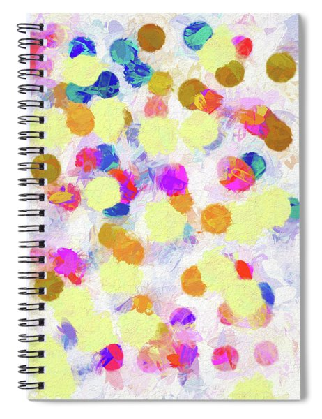 Ice Cream Graffiti  Spiral Notebook