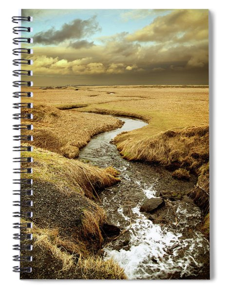 Iceland Creek Spiral Notebook