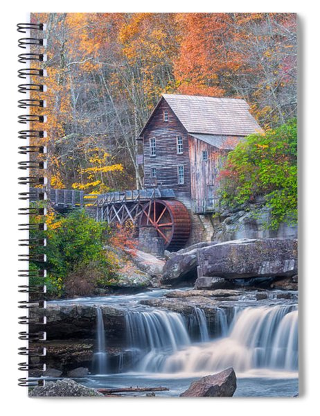 Iconic Spiral Notebook