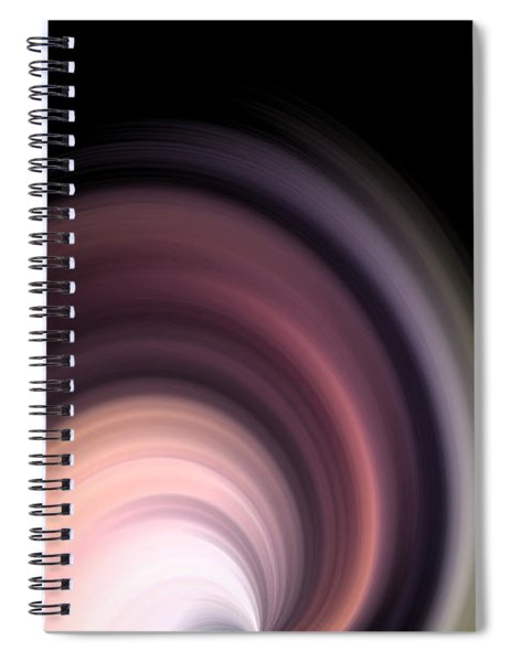 II - Magic Spiral Notebook
